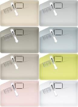 多色的人造石水槽可供選擇,與整體家居風格相互融合。