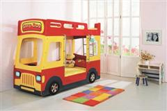 SUN BABY 的 City Bus 兒童巴士(031巴士雙層床)