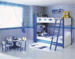SUN BABY 的 Easy Housewor 家事好幫手(NG533雙層收納床)