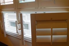 百麗樂百葉窗的百麗樂豪華百葉窗 雙層窗扇_系列
