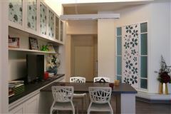 愛菲爾系統傢俱裝潢設計的防蟑抗菌/綠建材_小孩房/書房系列